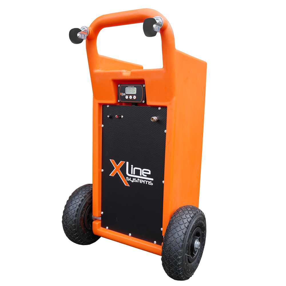 Professional Window Cleaning Trolley 45ltr