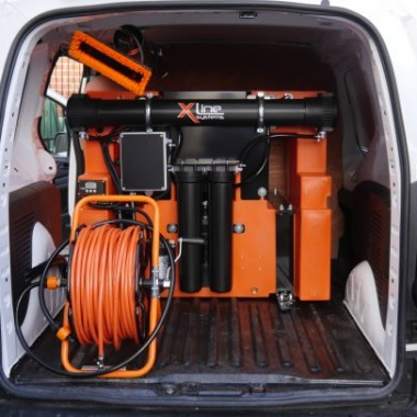 Renault Kangoo 2010 + 350ltr 1 Man R/O Water Fed System