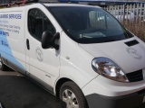 2014 Renault Traffic - 750ltr Diesel Hot Water Window Cleaning Pure Water System
