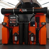 X-Tank 350ltr Water Fed Pole System