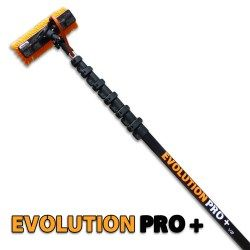 carbon fibre water fed pole - telescopic