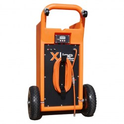 window cleaning trolley 45ltr 12v