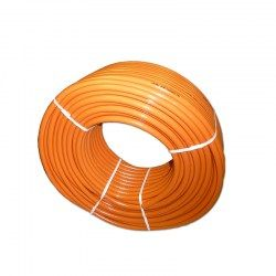 minibore 8mm orange hi-vis hose for window cleaning