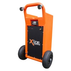 Water Fed Cart/Trolley - 45ltr