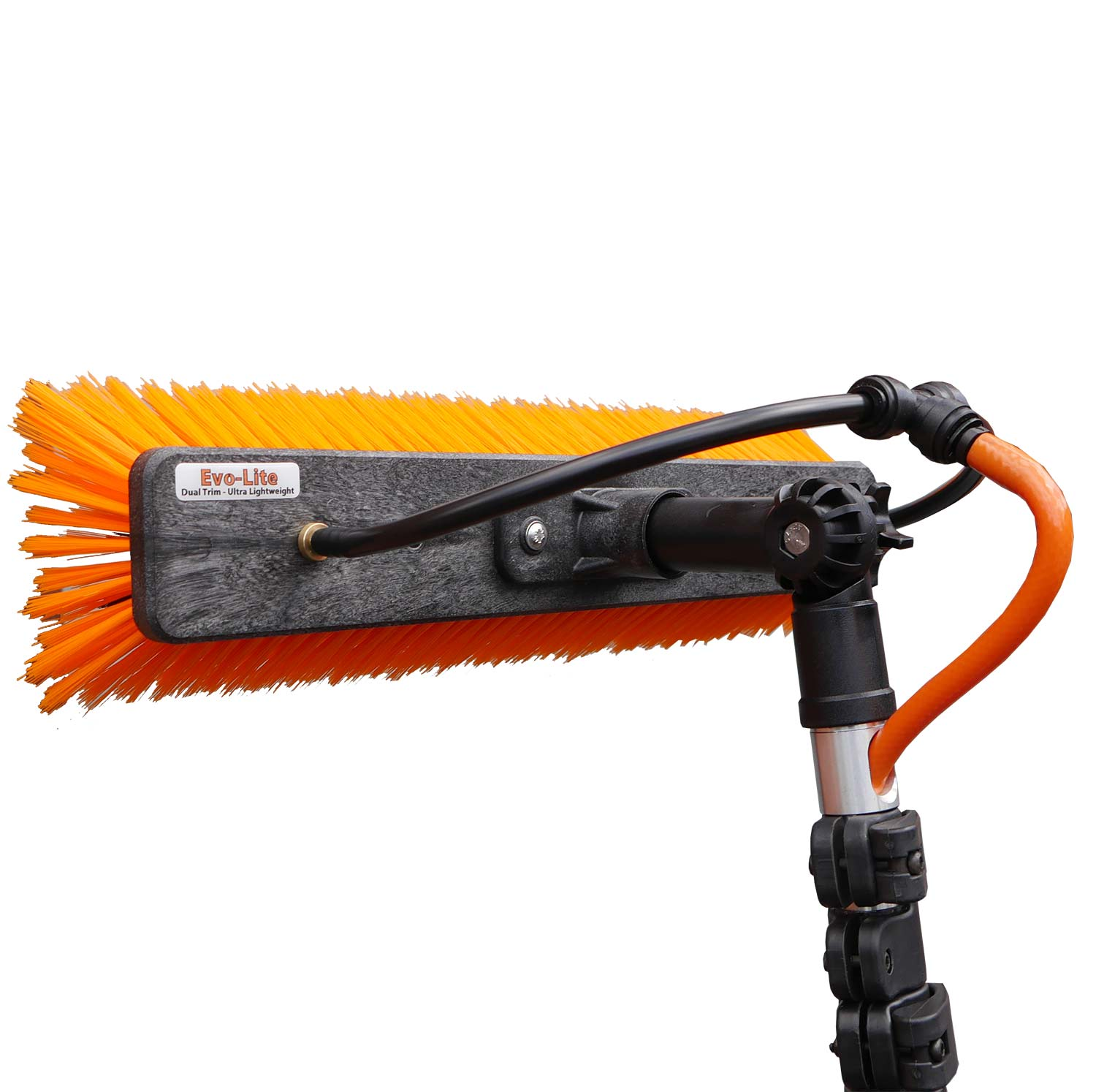 "14"" Water Fed Pole Brush for window cleaning"