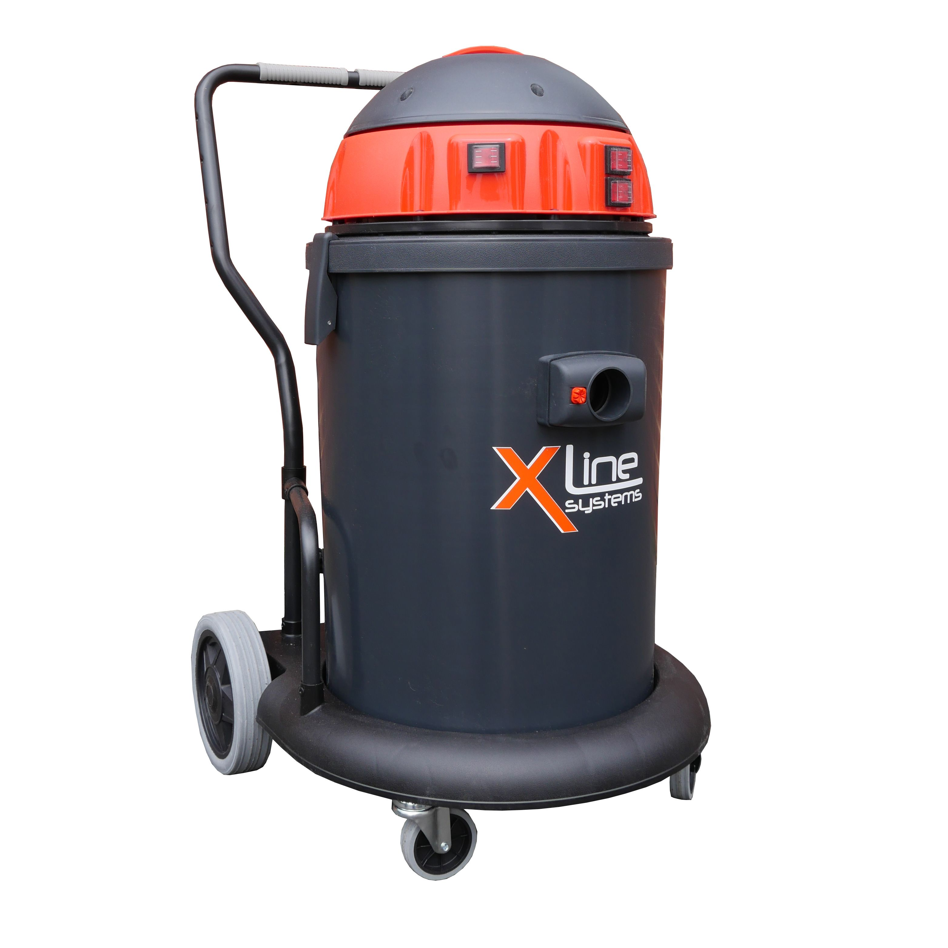 Xline 3500w Gutter Vacuum Cleaning Machine Triple Motor