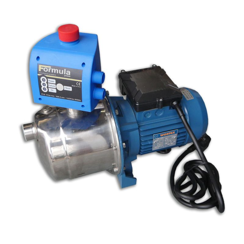 Filter Systems 240v Booster Pump With Electronic Shutoff