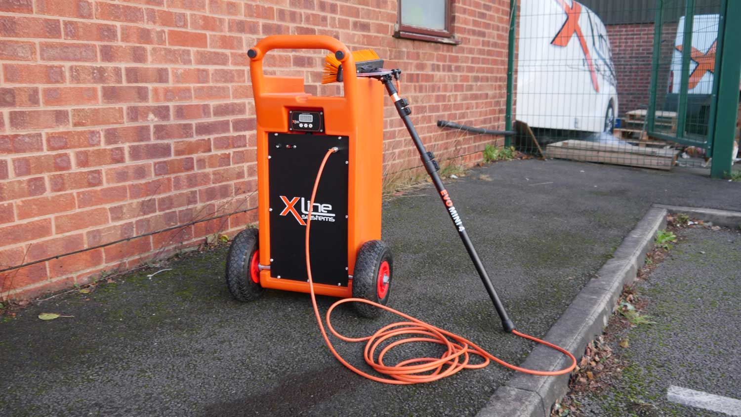 Advanced 45ltr Window Cleaning Trolley System