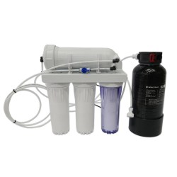 500 GPD Reverse Osmosis water filtration system