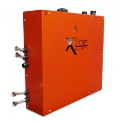 hot water water fed pole box system xline 9kw
