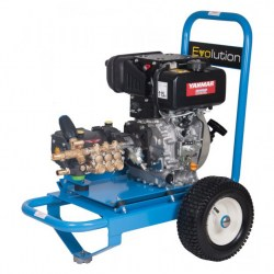 E2T15150DYR Evolution 2 15LPM 150 Bar Pressure Washer
