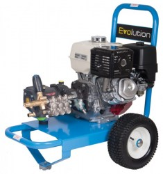 E2T15250PHR Evolution 2 15LPM 250 Bar Pressure Washer
