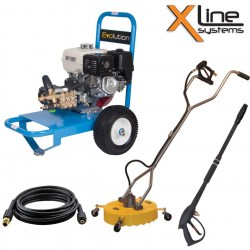 Evolution-13LPM-200Bar-Pressure-Washer