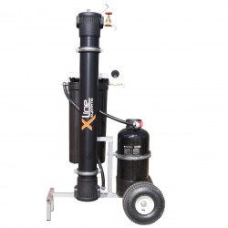 Reverse Osmosis Water Filter on Wheels