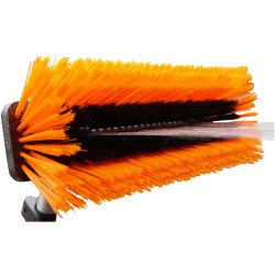 Wash & Rinse WFP Brush - Window Cleaning Brush in Orange