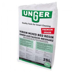 Unger Virgin Mixed Bed Resin - 25ltr