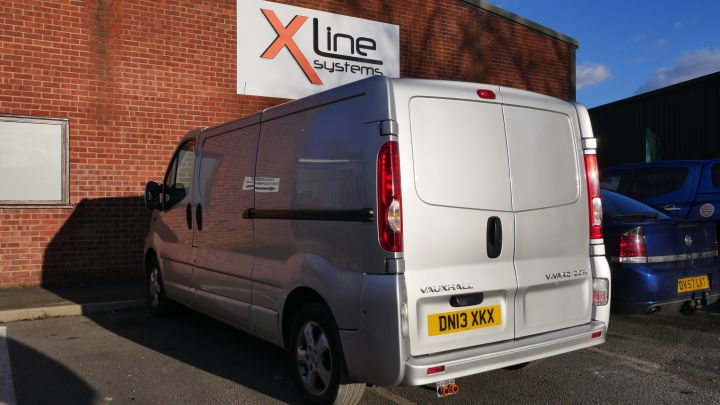 Vivaro 2013 - 750ltr 1 Man Diesel Hot Water System