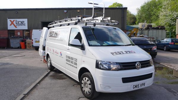 Volkswagen 750ltr 2 Man Pure Water Window Cleaning System