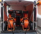 Vauxhall Vivaro 2 Operator Window Cleaning System